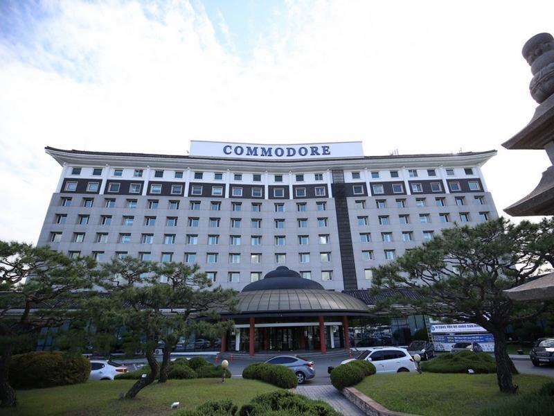COMMODORE HOTEL GYEONGJU023