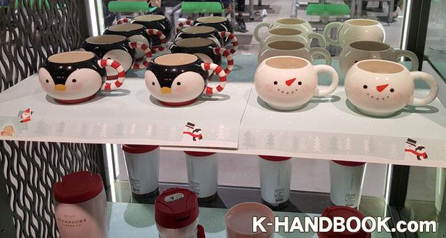 韓国スタバ クリスマス